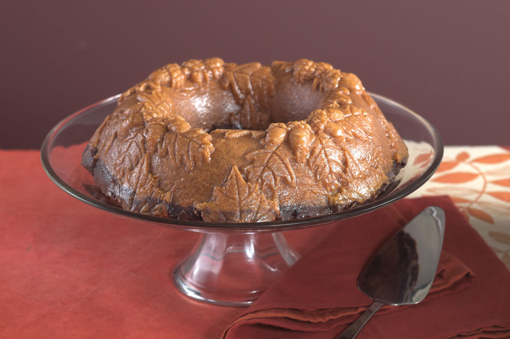 Nordicware Autumn Wreath Bundt Pan 10 Cup Cutlery And More