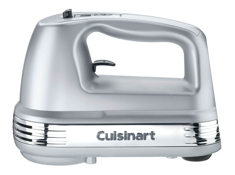 Cuisinart Power Advantage Plus Hand Mixer With Storage