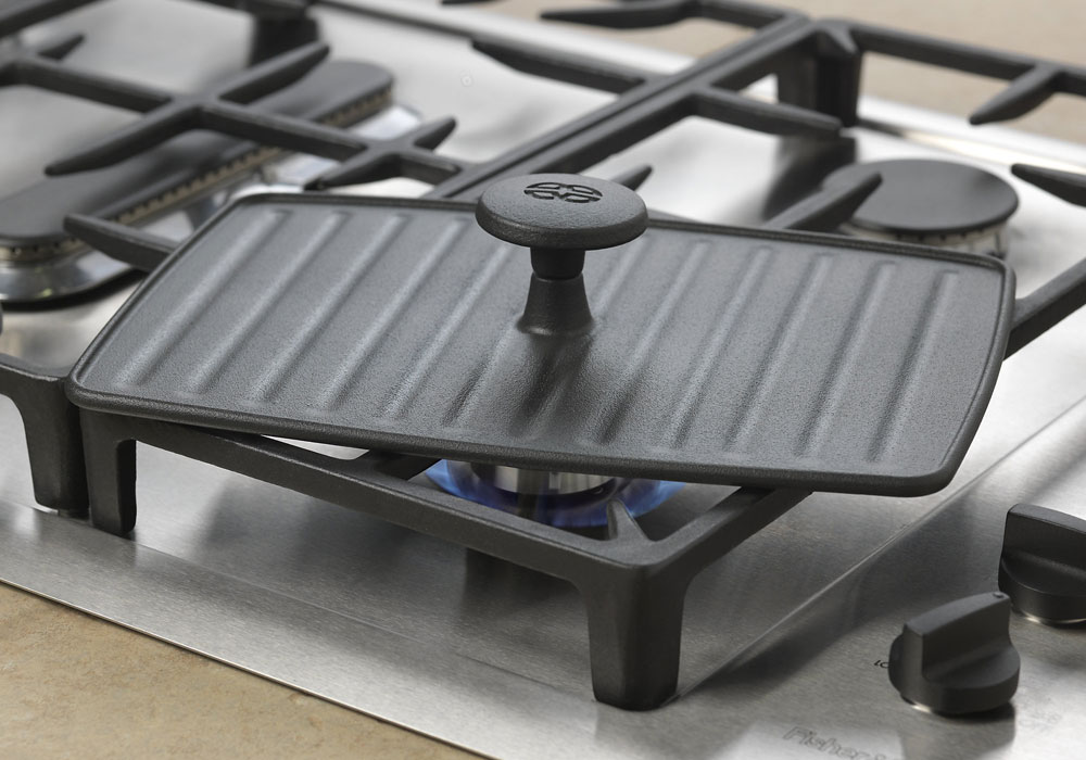Calphalon Unison Nonstick Grill Pan And Press Cutlery