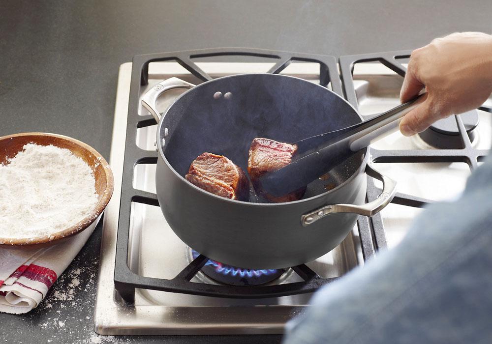 Calphalon Unison Dutch Oven 5 Quart Nonstick Cookware