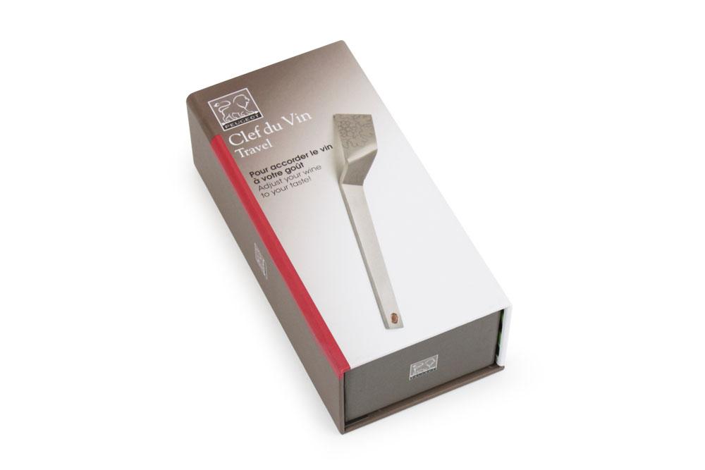 peugeot la clef du vin travel 6 inch cutlery and more. Black Bedroom Furniture Sets. Home Design Ideas