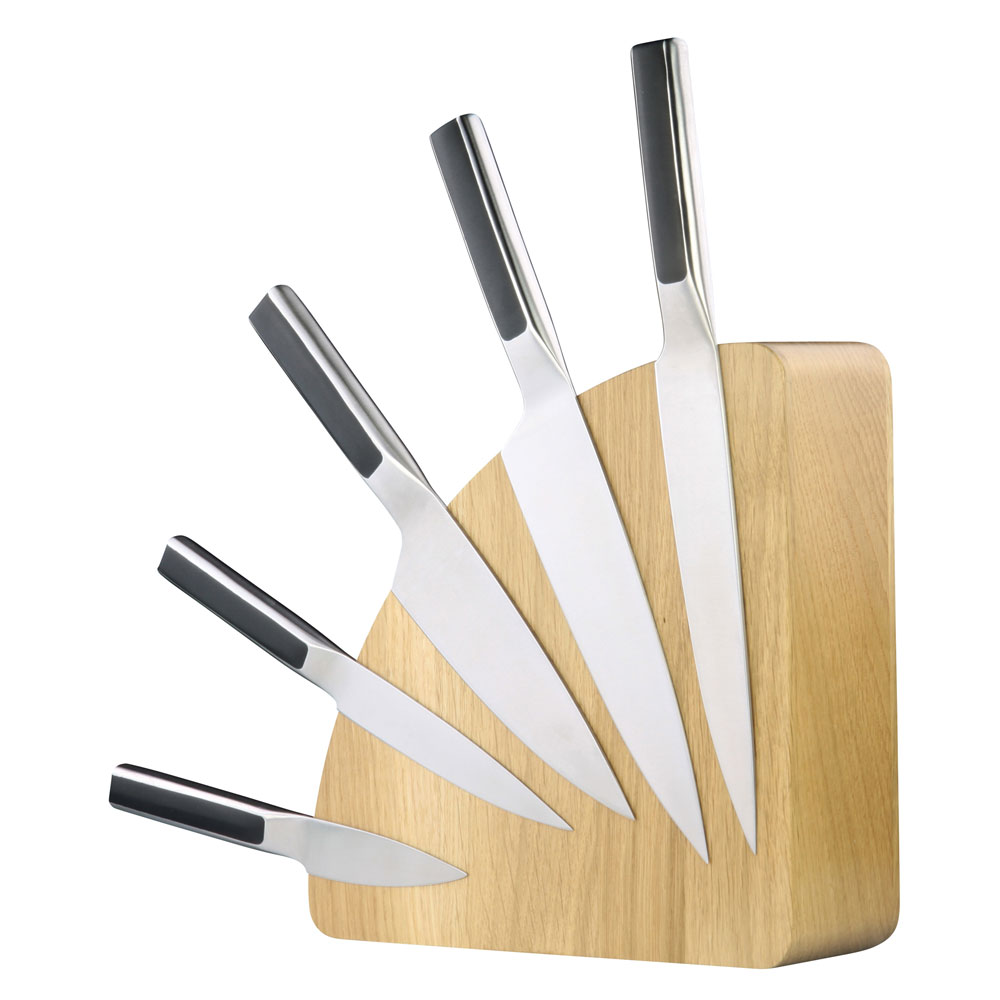 Bisbell Original Magnabloc Magnetic Knife Block Cutlery