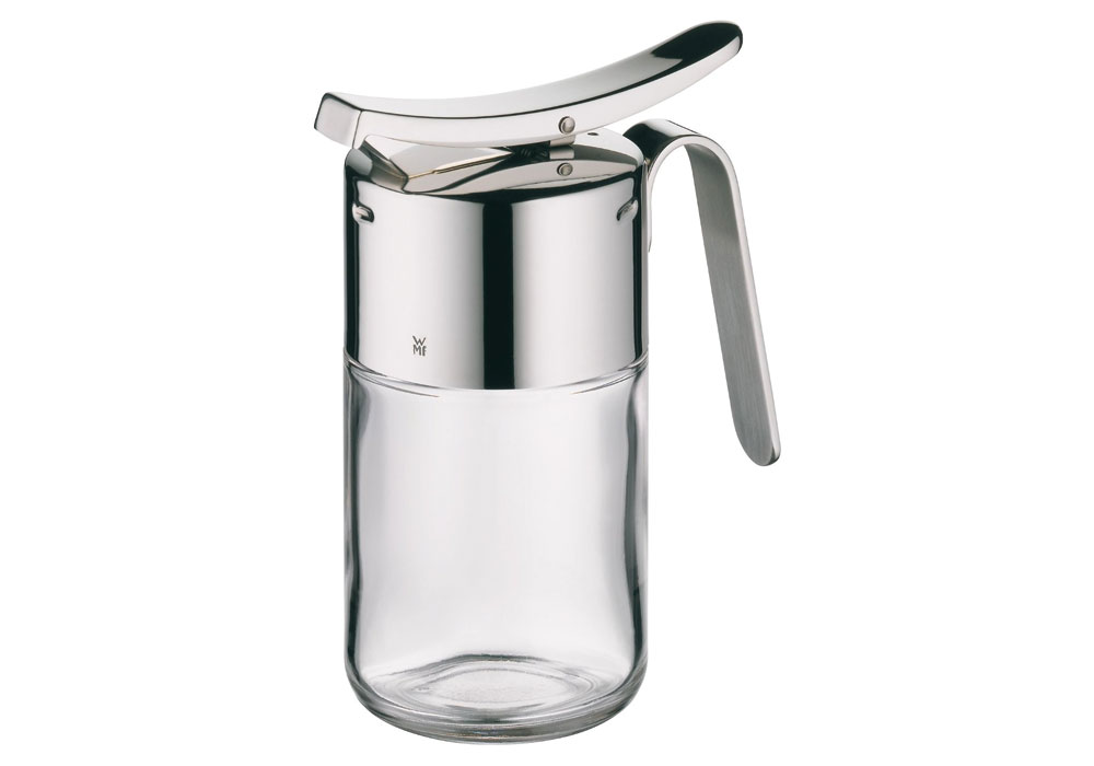 Wmf Glass Amp Stainless Steel Honey Syrup Dispenser