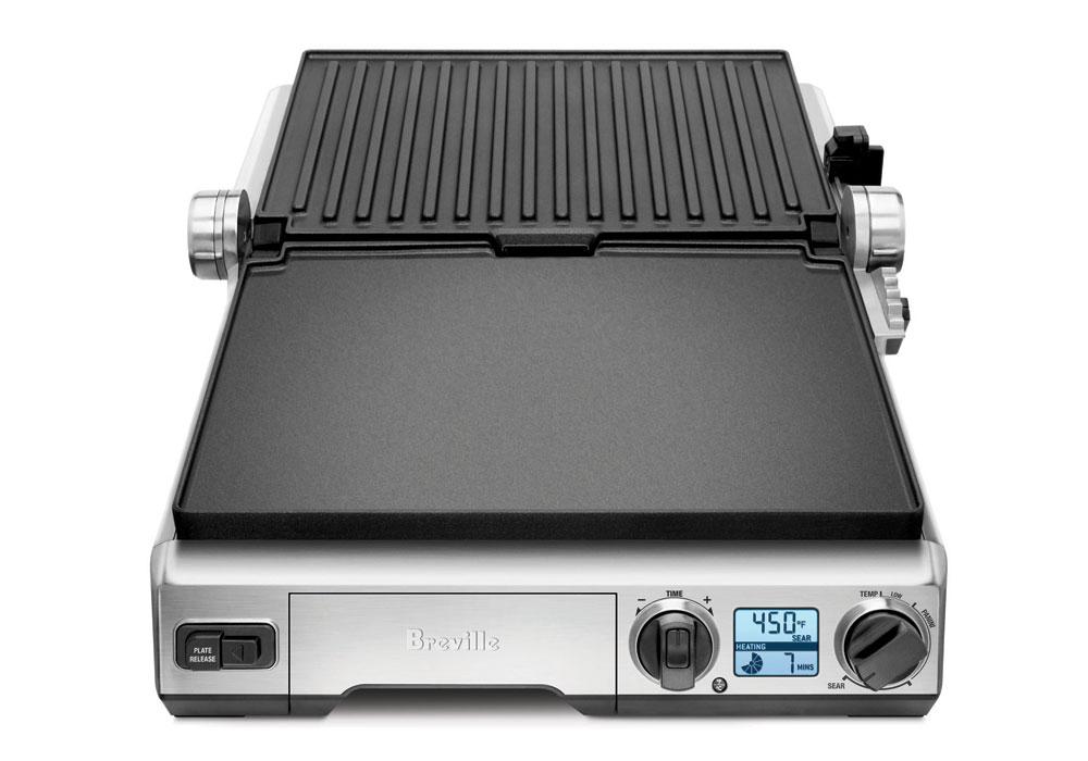 Breville Smart Grill Amp Griddle Breville Bgr820xl