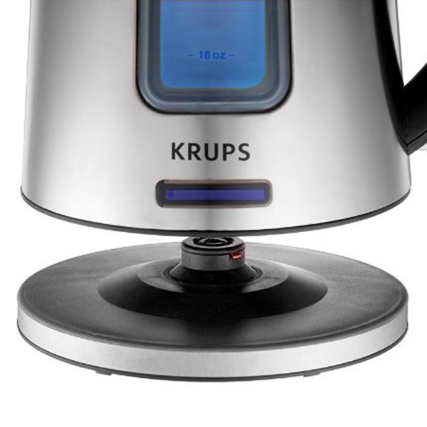 Krups Intuitive Electric Water Kettle 1 8 Quart Cutlery