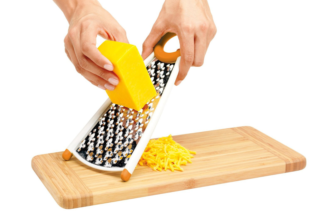 Chef N Dual Grater 2 In 1 Cheese Grater Cutlery And More