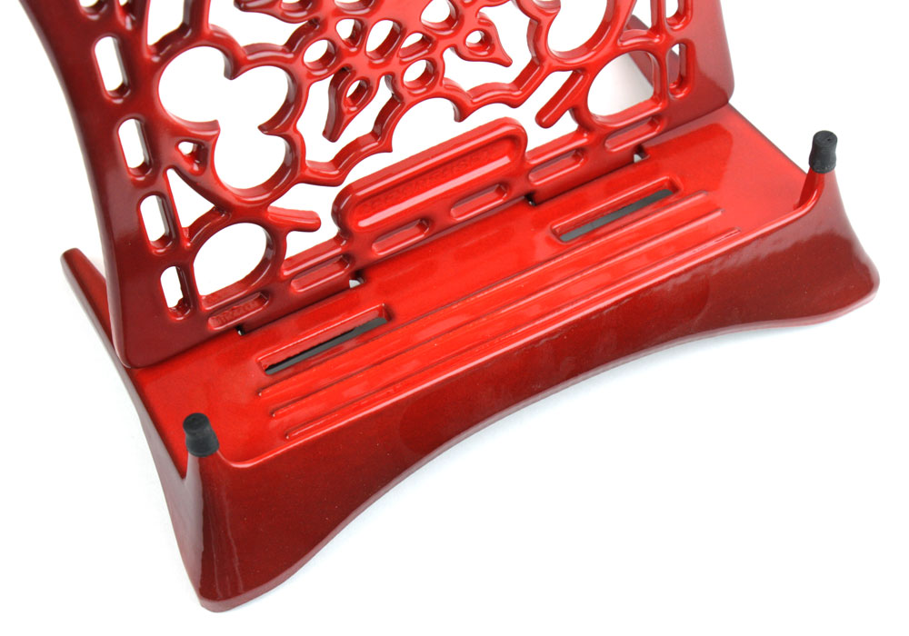 Le Creuset Combination Cast Iron Cookbook Stand Amp Trivet
