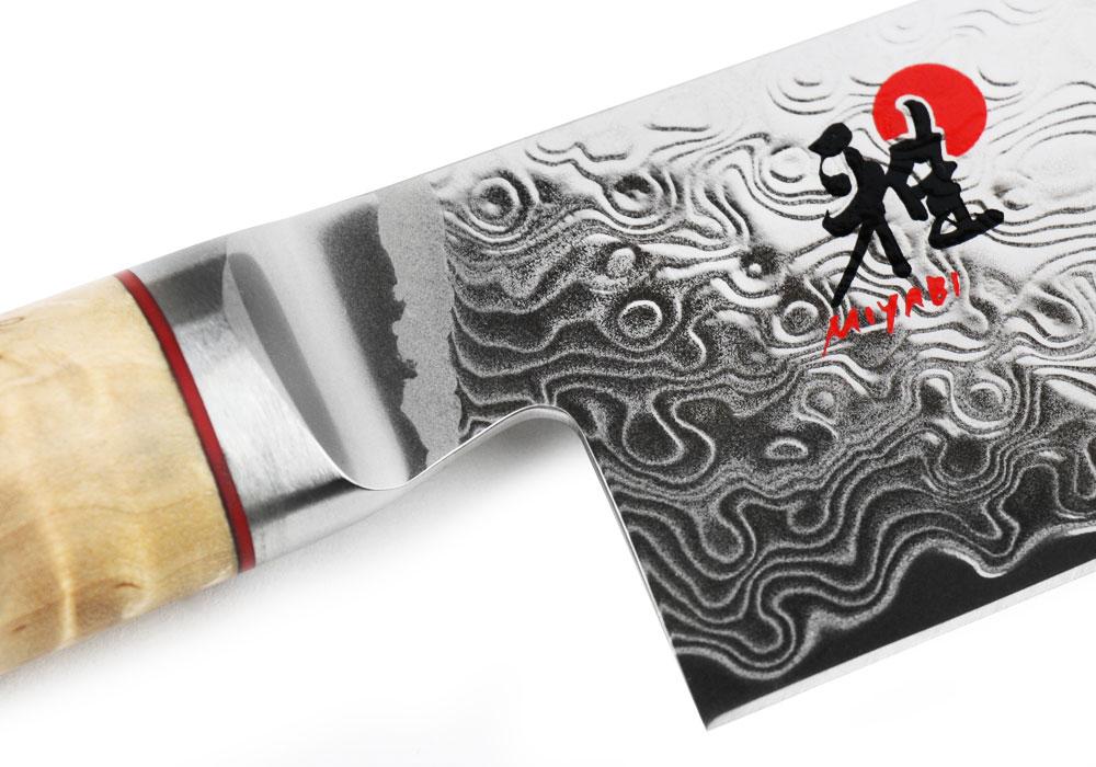 Miyabi Birchwood Sg2 Knife Block Set 7 Piece Cutlery