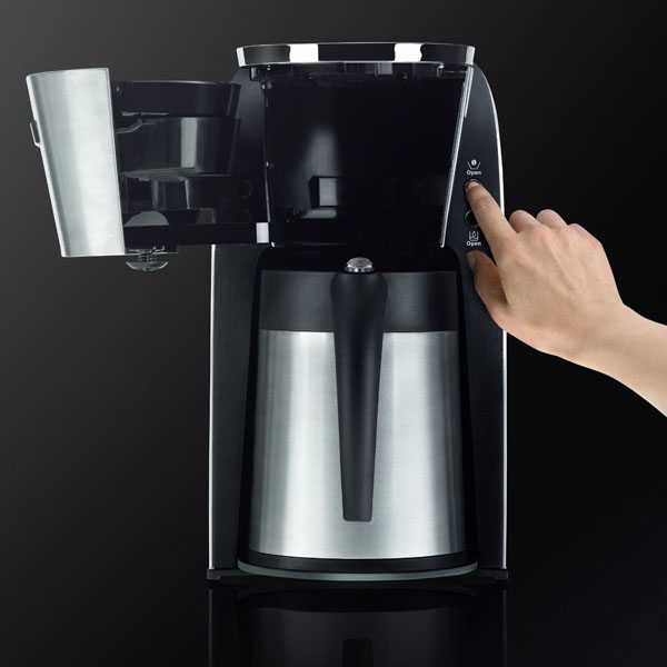 Krups Thermal Carafe Coffee Maker 10 Cup Cutlery And More