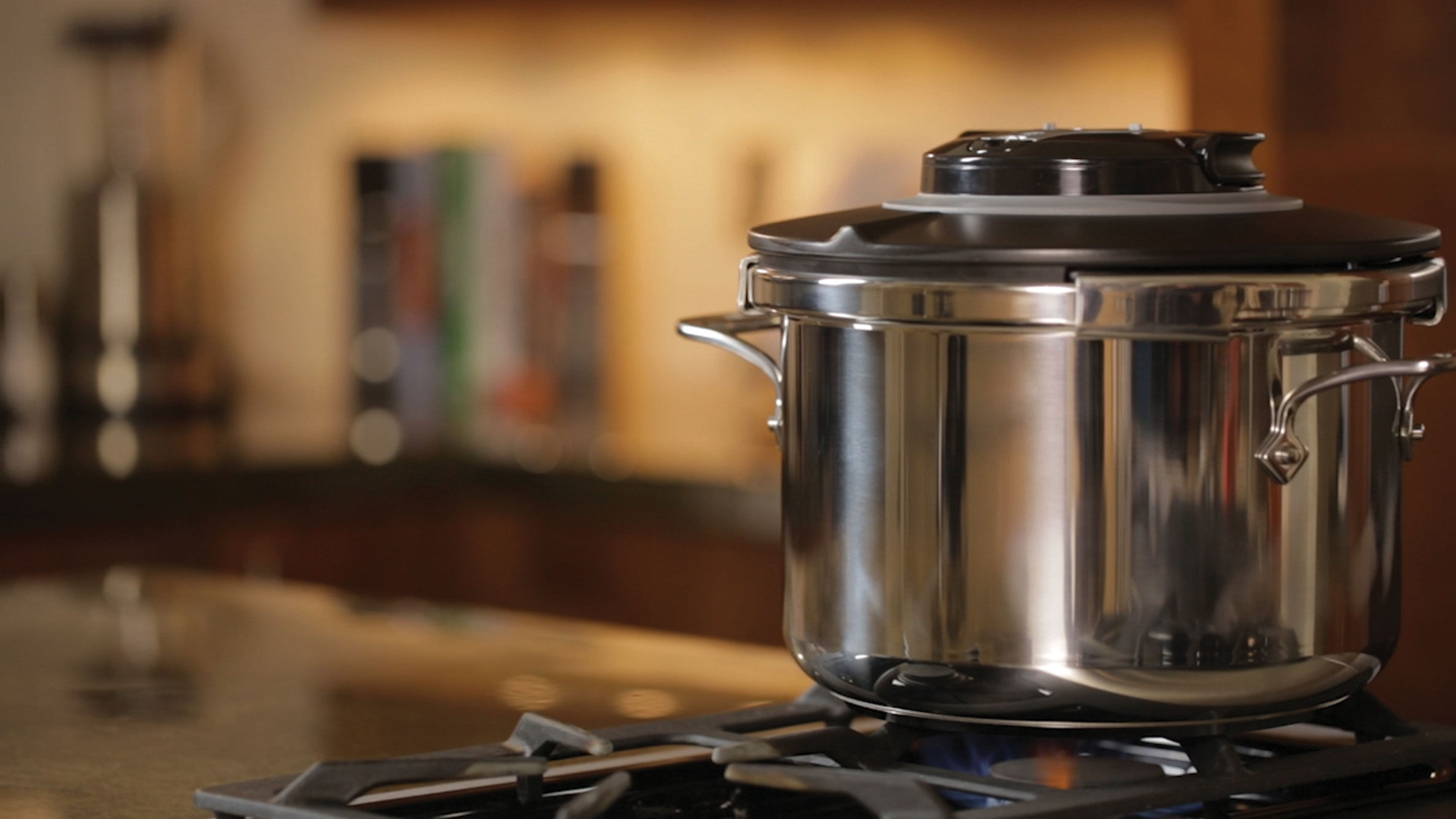 All Clad Pressure Cooker Pc8 Precision Stainless Steel