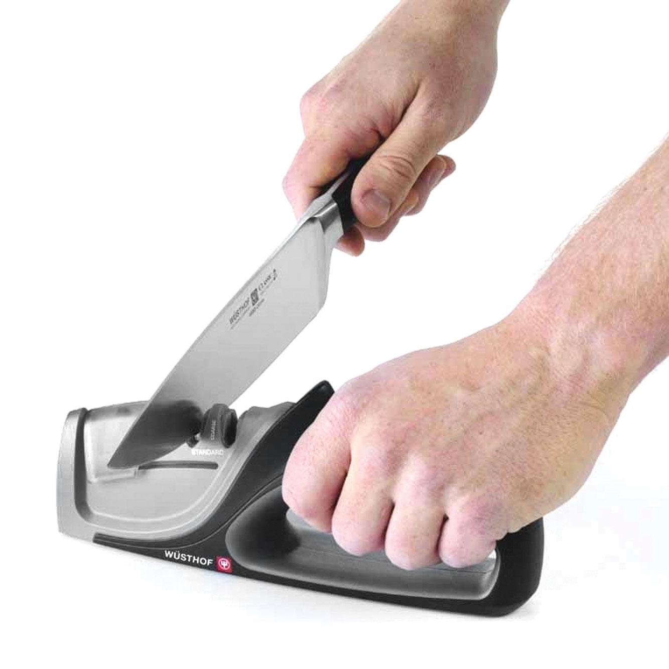 Wusthof 4 Stage Knife Sharpener For Asian Amp Western Knives
