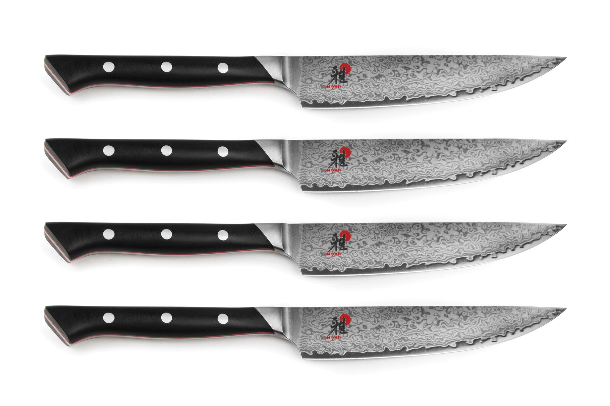 Miyabi Fusion Steak Knife Set With Presentation Case 4
