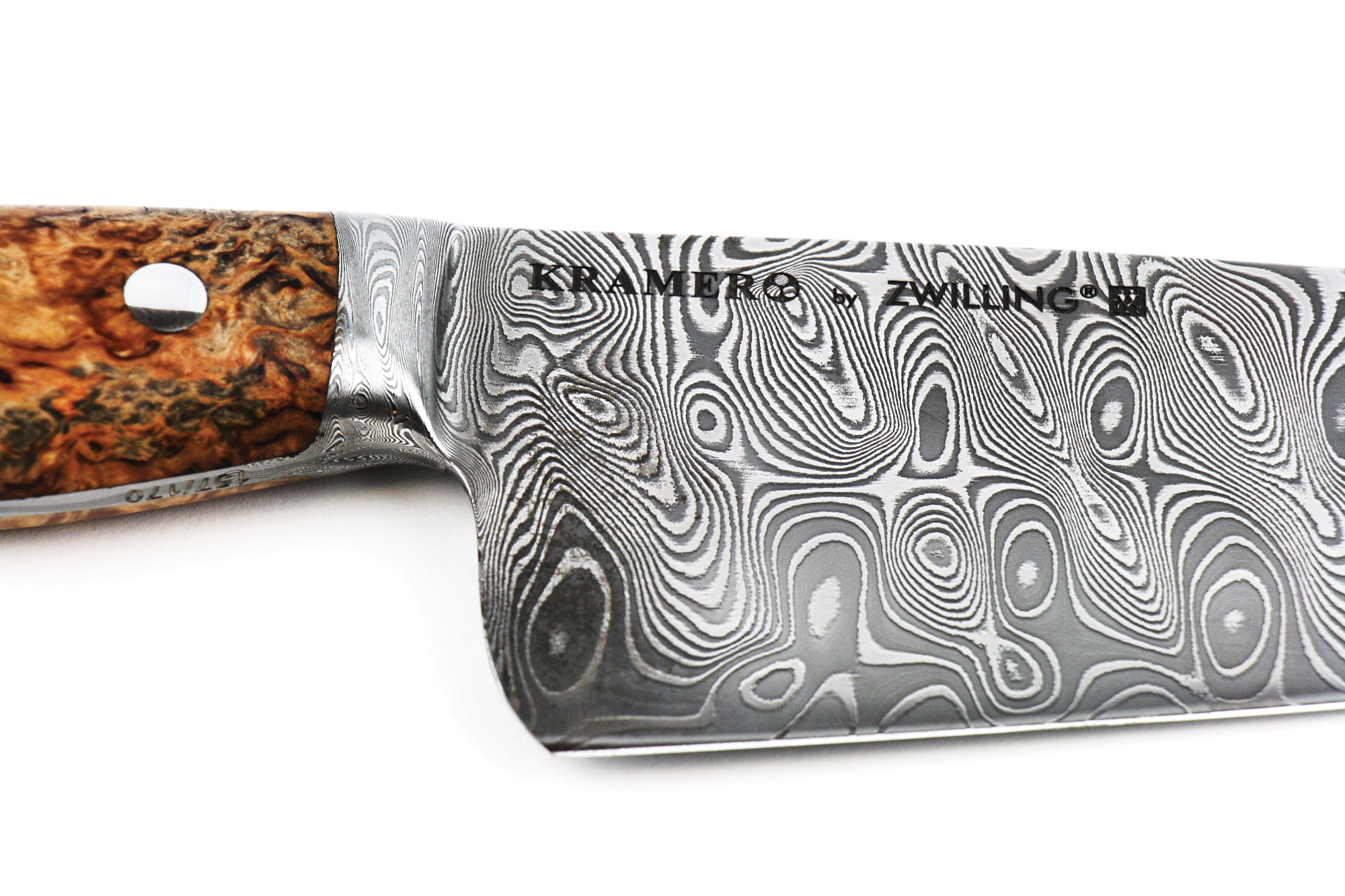 Kramer By Zwilling Limited Edition Hand Forged Carbon