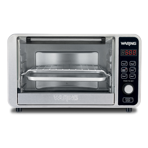 Waring Pro Stainless Steel Digital Convection Oven