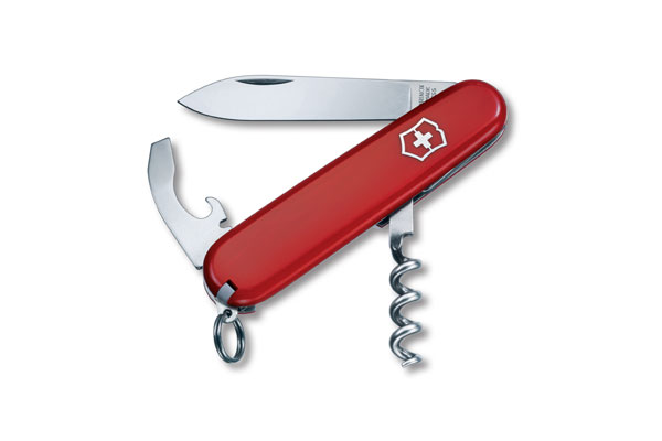 Swiss Army Waiter Bartender S Pocket Knife Cutlery And More