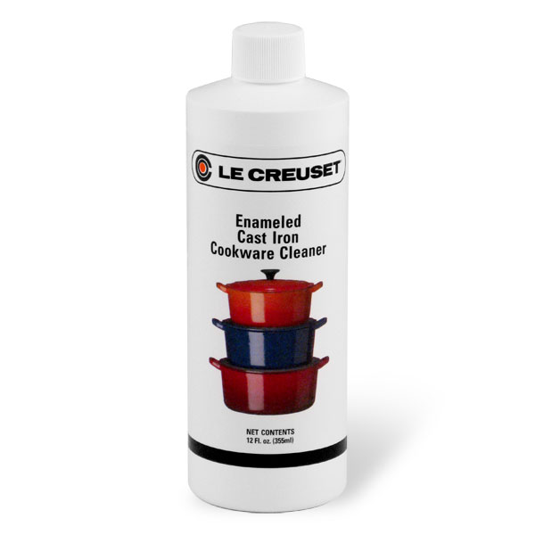 Le Creuset Enameled Cast Iron Cookware Cleaner 12 Ounce