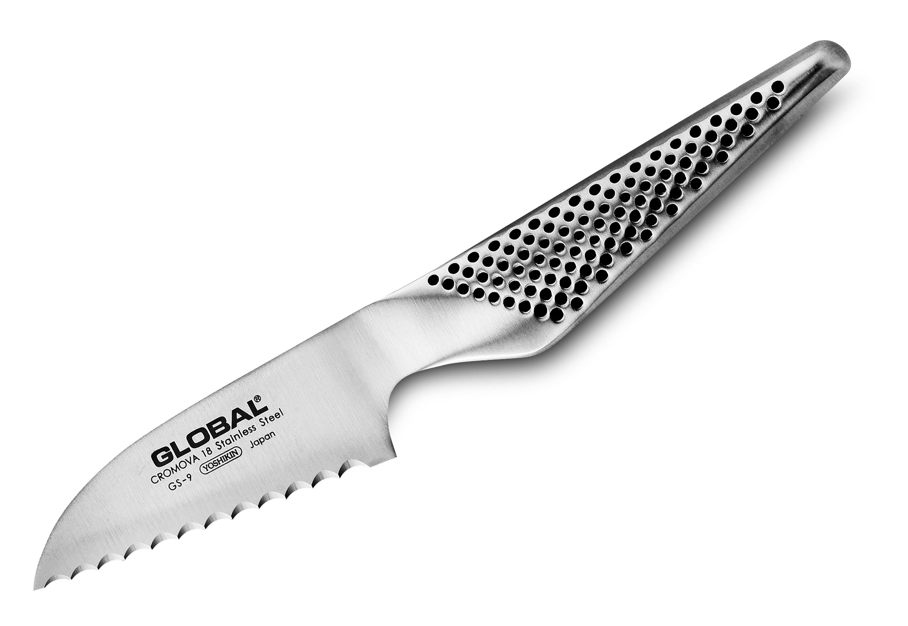 Global Serrated Paring Knife 3 Quot Cutlery And More