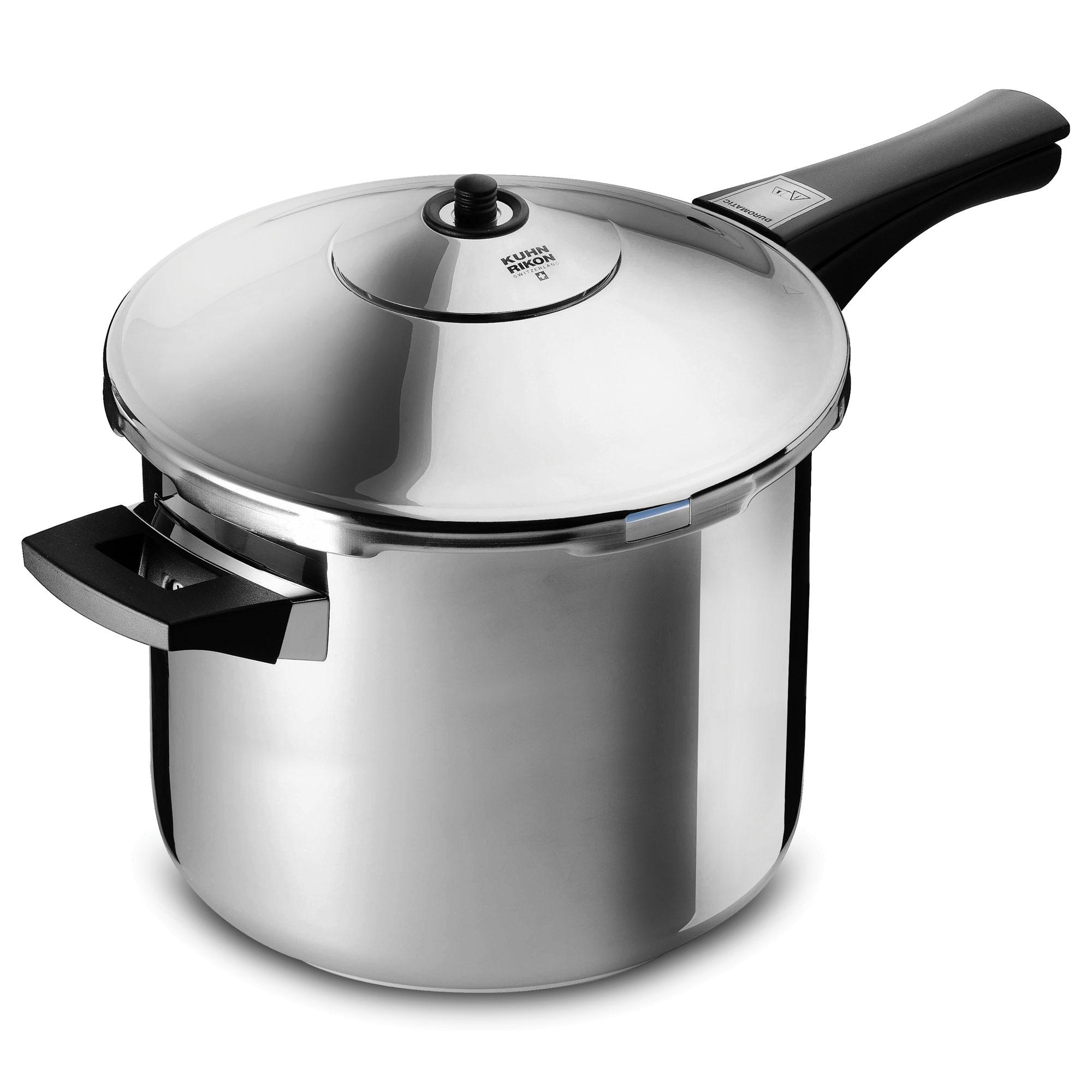 Kuhn Rikon Duromatic Stainless Steel Saucepan Pressure