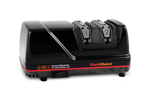 Chef S Choice Model 316 Electric Asian Knife Sharpener 2
