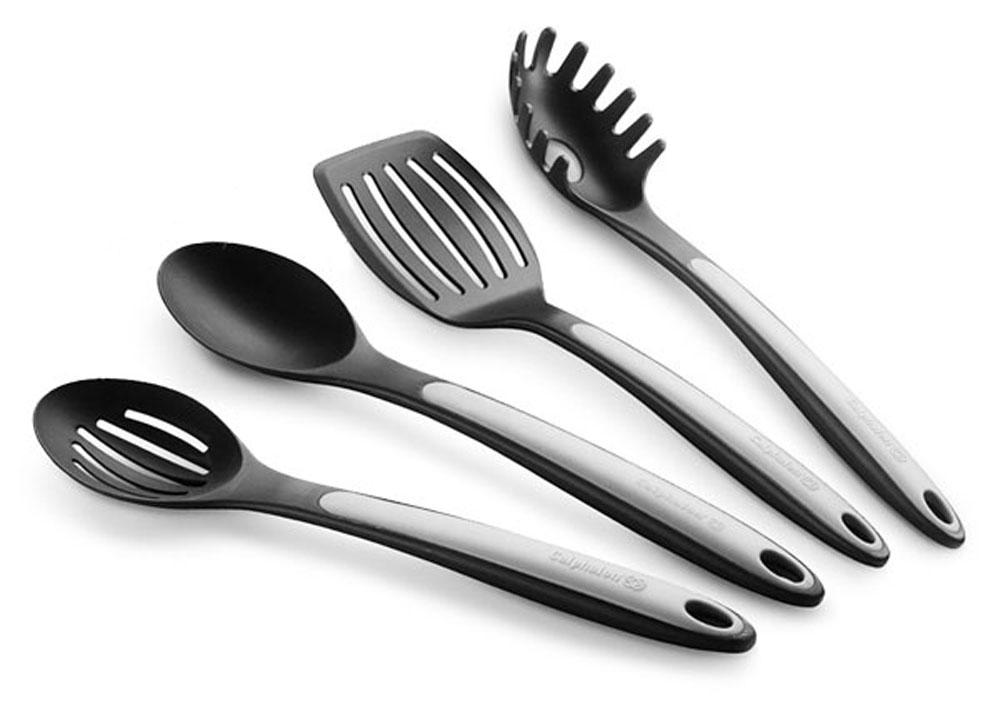 Calphalon Nylon Utensil Set 4 Piece Cutlery And More