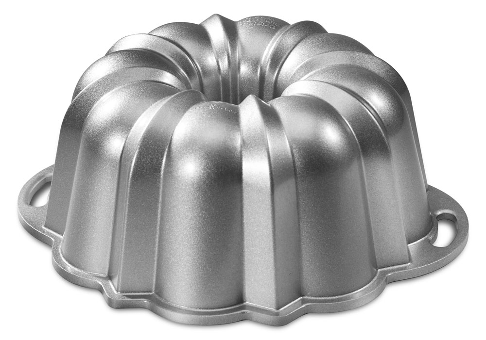Nordicware Anniversary Bundt Pan Platinum Series