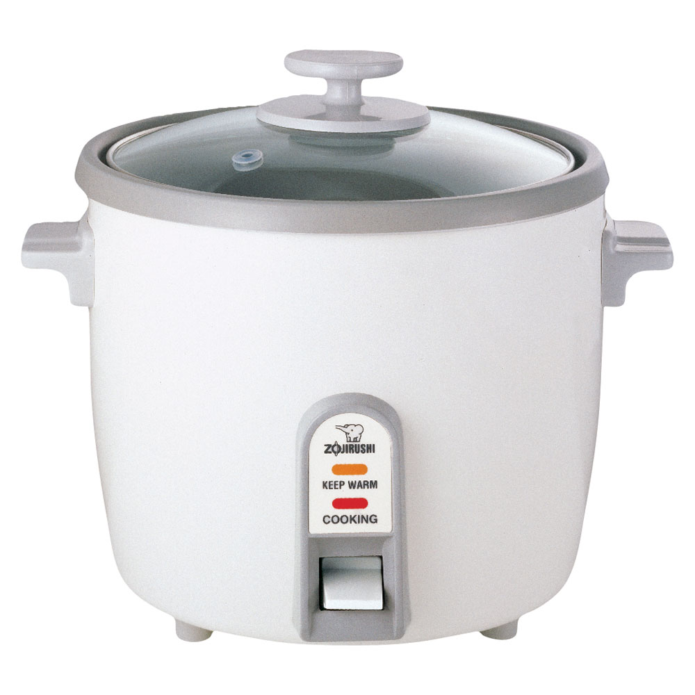 Electric Rice Steamer ~ Zojirushi electric rice cooker cup cutlery