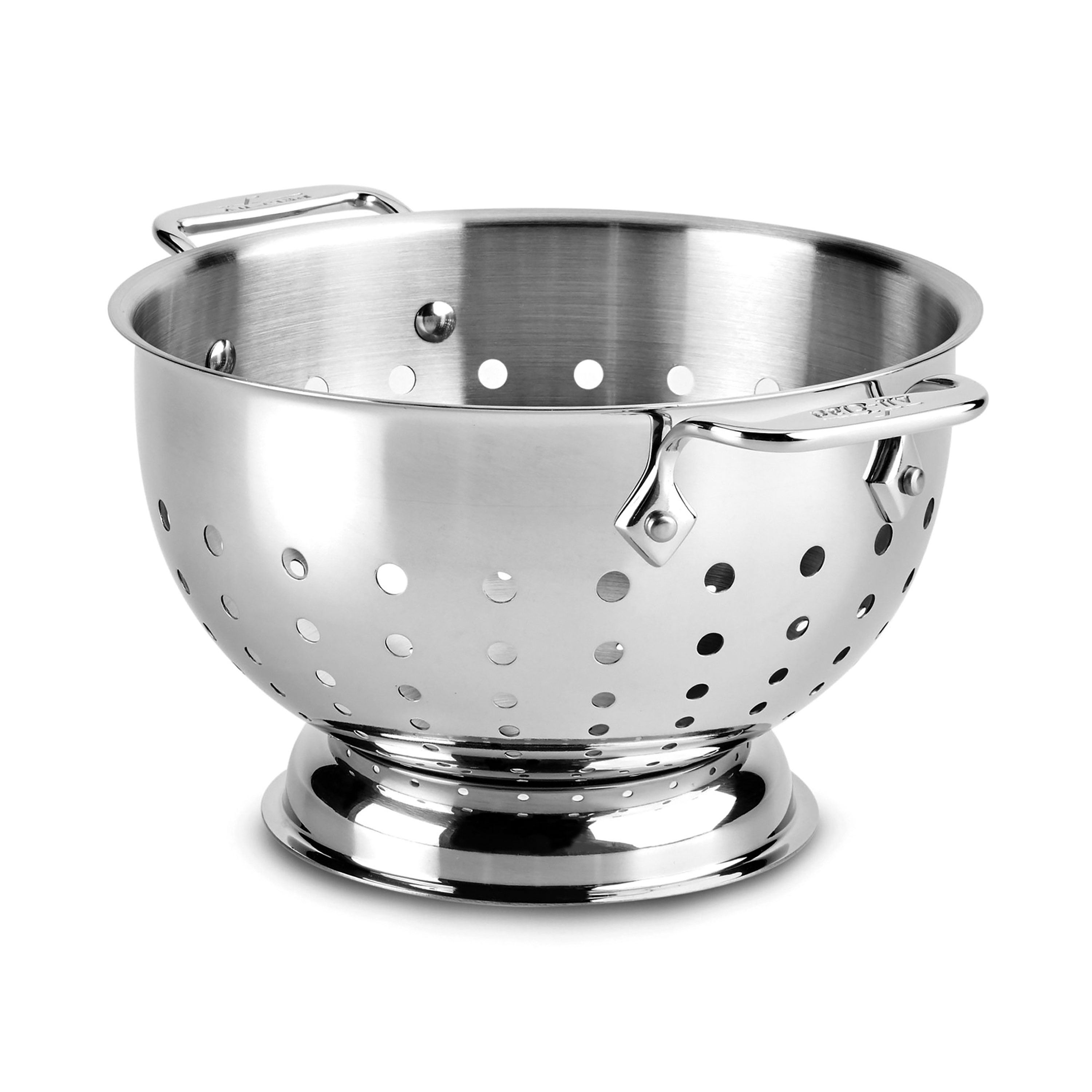 All Clad Stainless Steel Colander 3 Quart Cutlery And More