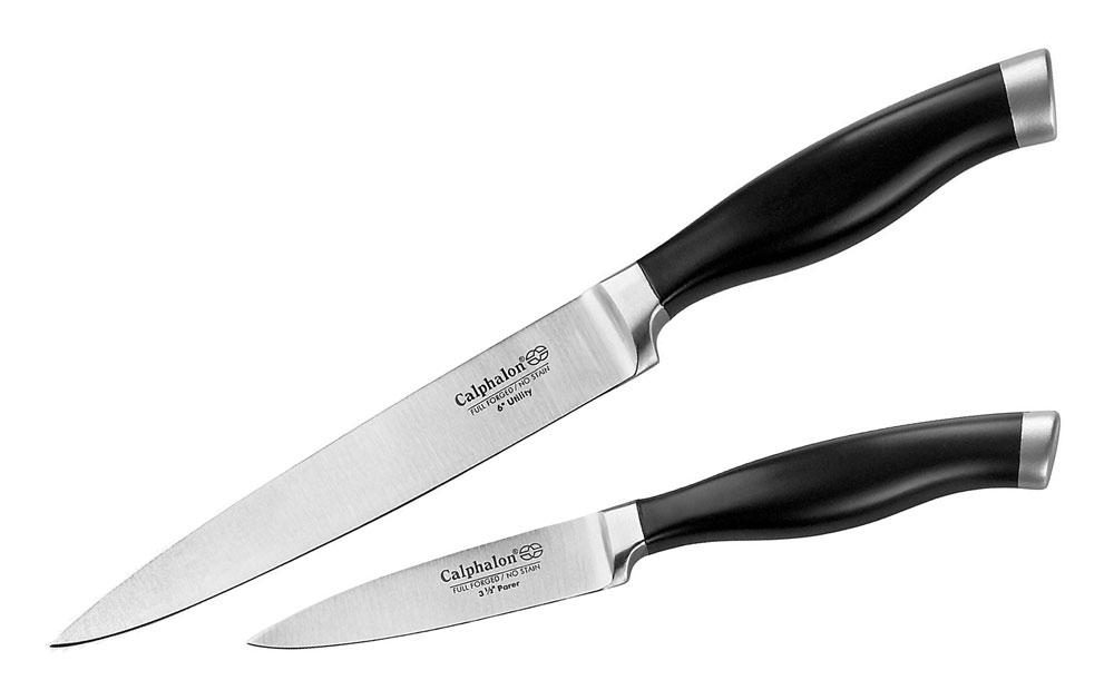 Calphalon Contemporary Paring Amp Utility Knife Set 2 Piece