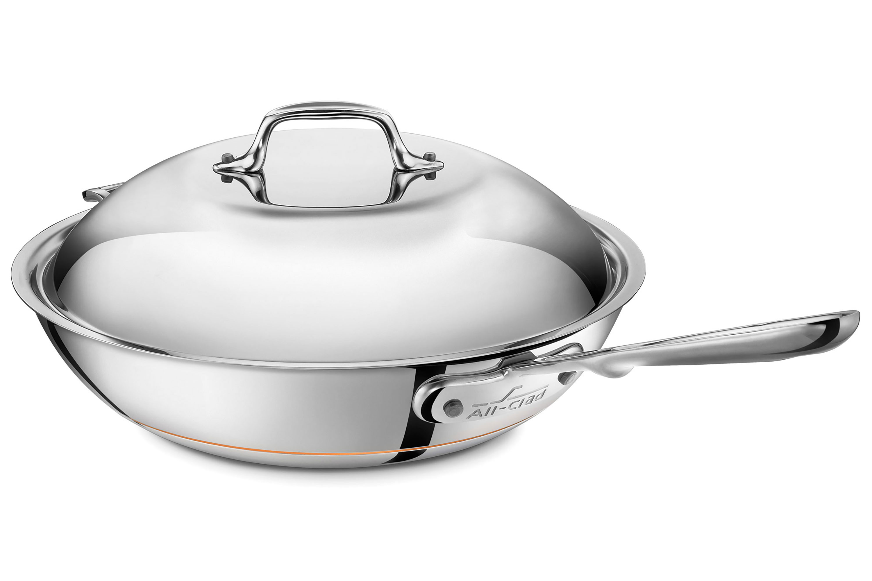 All Clad Copper Core Chef S Pan 4 Quart Cutlery And More