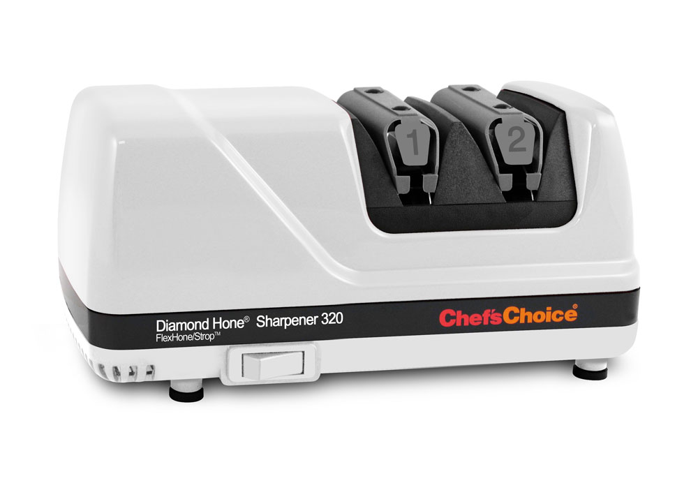 Chef S Choice Model 320 Electric Knife Sharpener 2 Stage