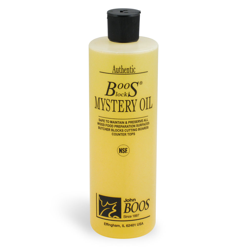 John Boos Mystery Oil Cutting Board Oil Cutlery And More
