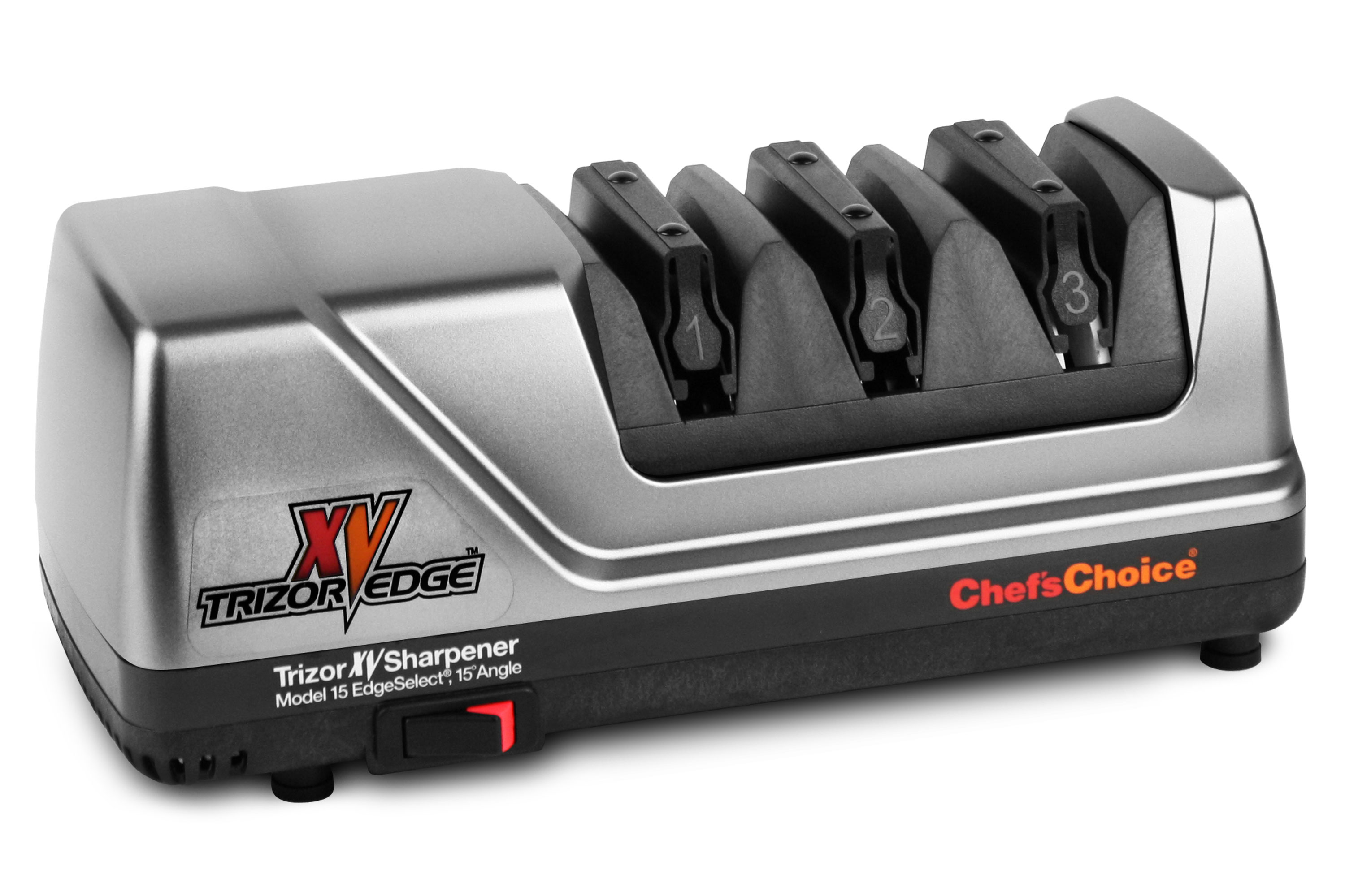 Chef S Choice Model 15xv Electric Knife Sharpener 3 Stage