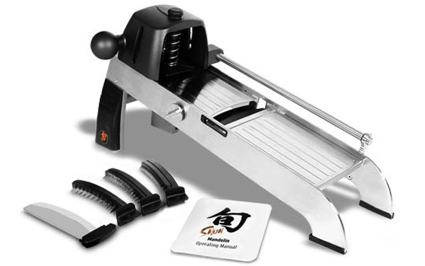 Shun Mandoline Shun Pro Mandoline Slicer Cutlery And More