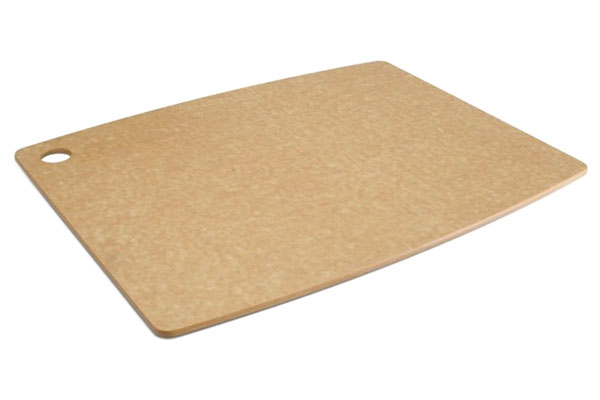 Epicurean Kitchen Series Natural Composite Cutting Board, 18x13""