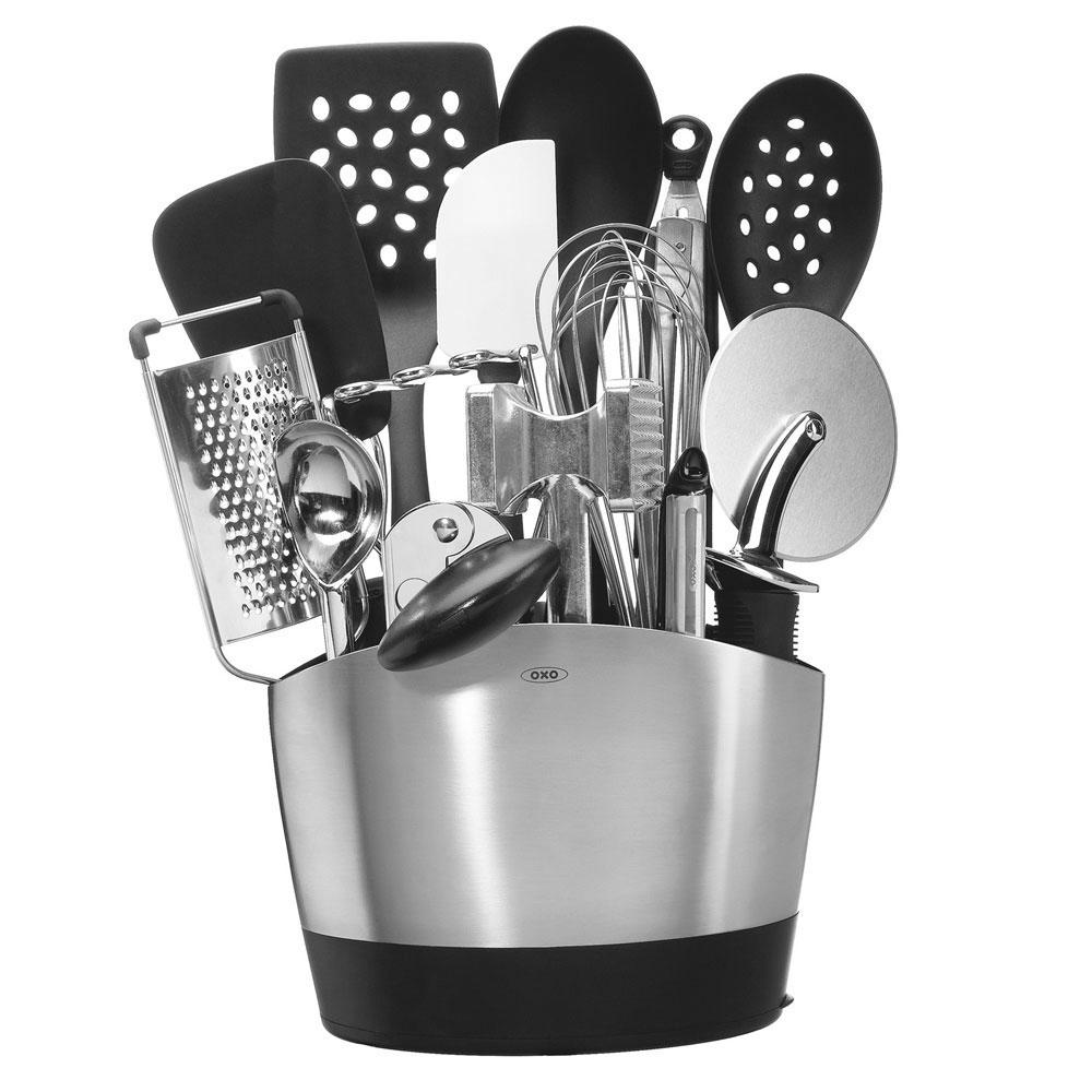 Oxo Good Grips Everyday Kitchen Tool Set 15 Piece