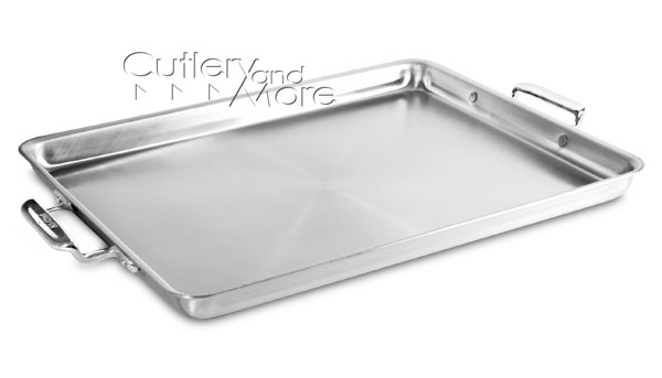 All Clad Stainless Shallow Baker 12 X 15 Inch Cutlery