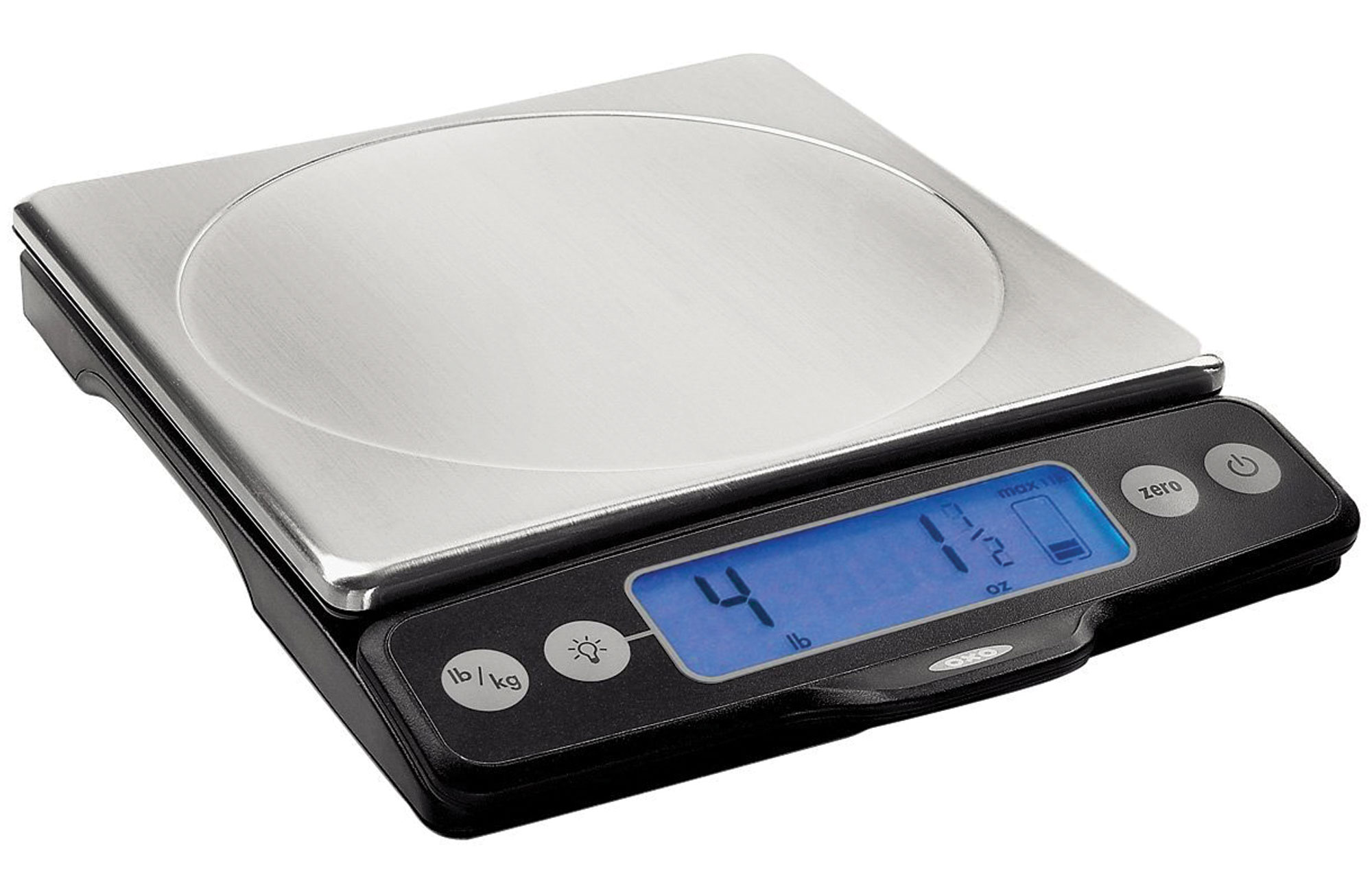 Oxo Good Grips Digital Kitchen Scale With Pull Out Display