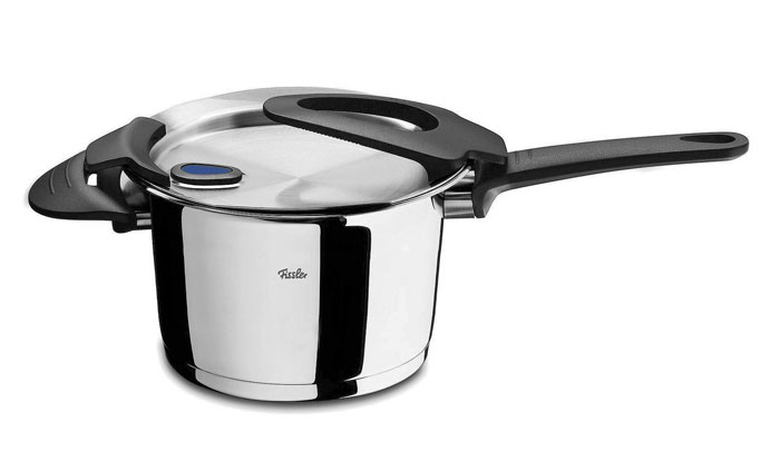 fissler intensa stainless steel high saucepan 2 quart cutlery and more. Black Bedroom Furniture Sets. Home Design Ideas