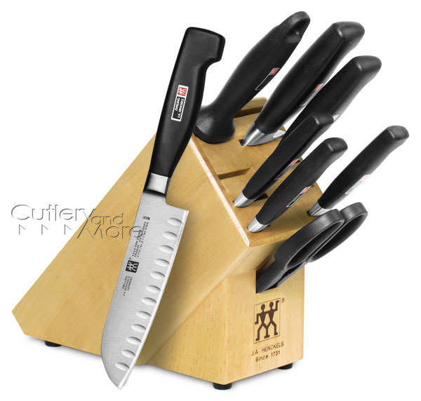 Zwilling J A Henckels Four Star Elite Knife Block Set 9