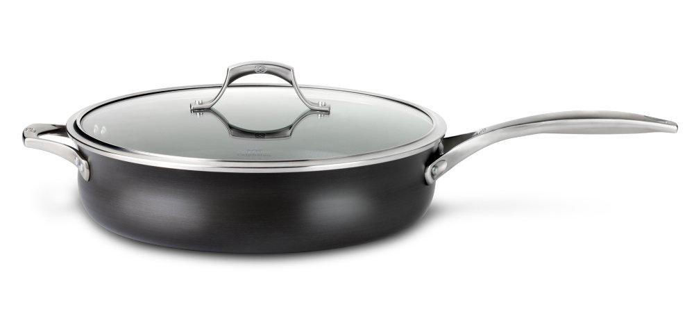 Calphalon Unison Sear Nonstick Saute Pan 6 Quart