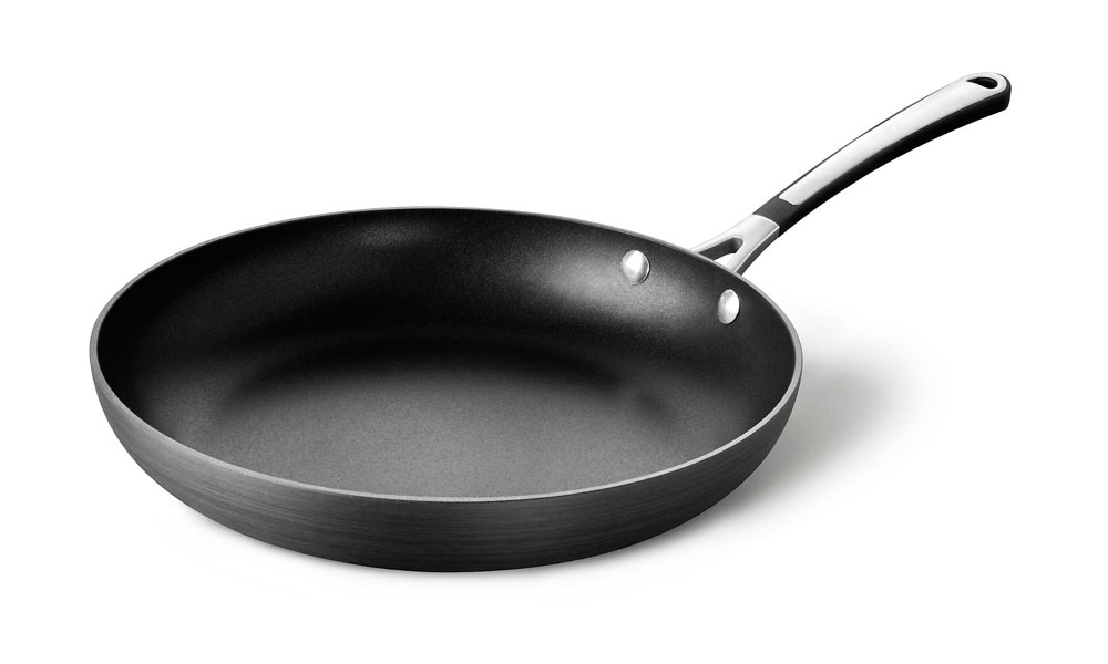 Calphalon Simply Nonstick Skillet 12 Quot Cutlery And More