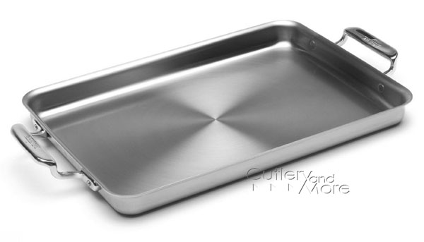 All Clad D3 Stainless Shallow Baker 9x13 Quot Cutlery And More