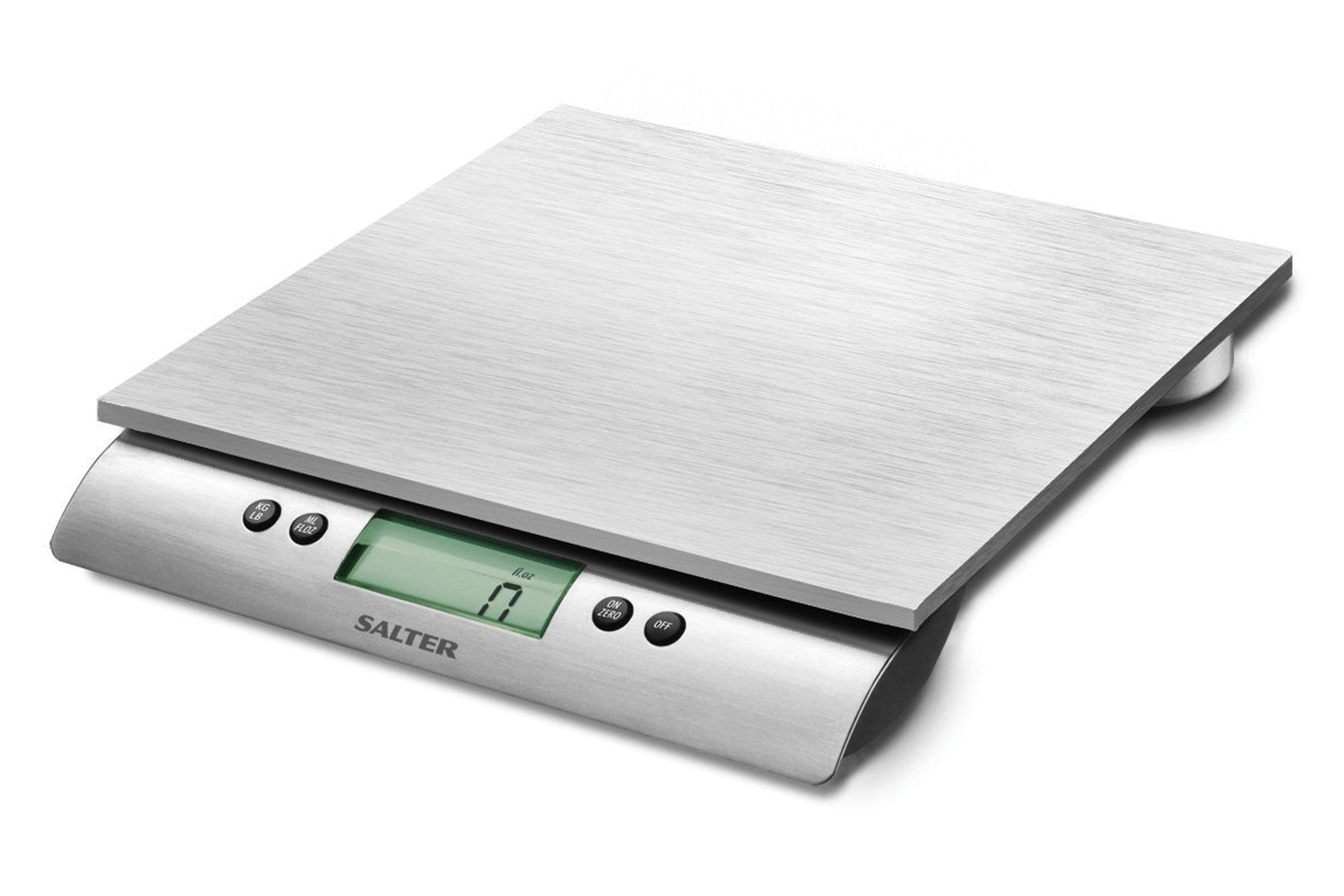 salter digital stainless steel aquatronic kitchen scale. Black Bedroom Furniture Sets. Home Design Ideas