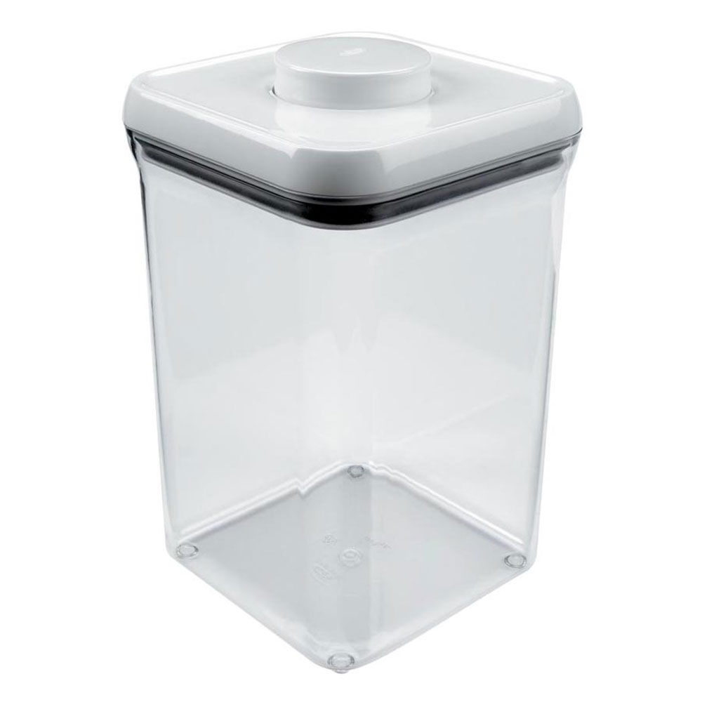 Oxo Good Grips Pop Big Square Container 4 Quart Cutlery