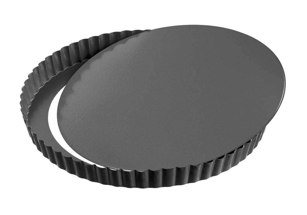 Kaiser La Forme Plus Nonstick Tart Quiche Pan With