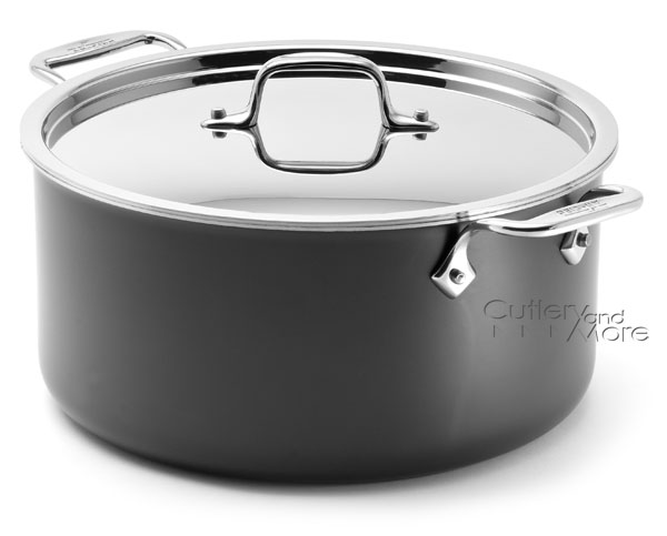All Clad D5 Ltd2 Stock Pot 8 Quart Cutlery And More