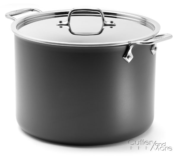 All Clad D5 Ltd2 Stock Pot 12 Quart Cutlery And More