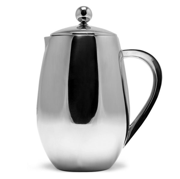 la cafetiere stainless steel thermal unique french press 8 cup cutlery and more. Black Bedroom Furniture Sets. Home Design Ideas