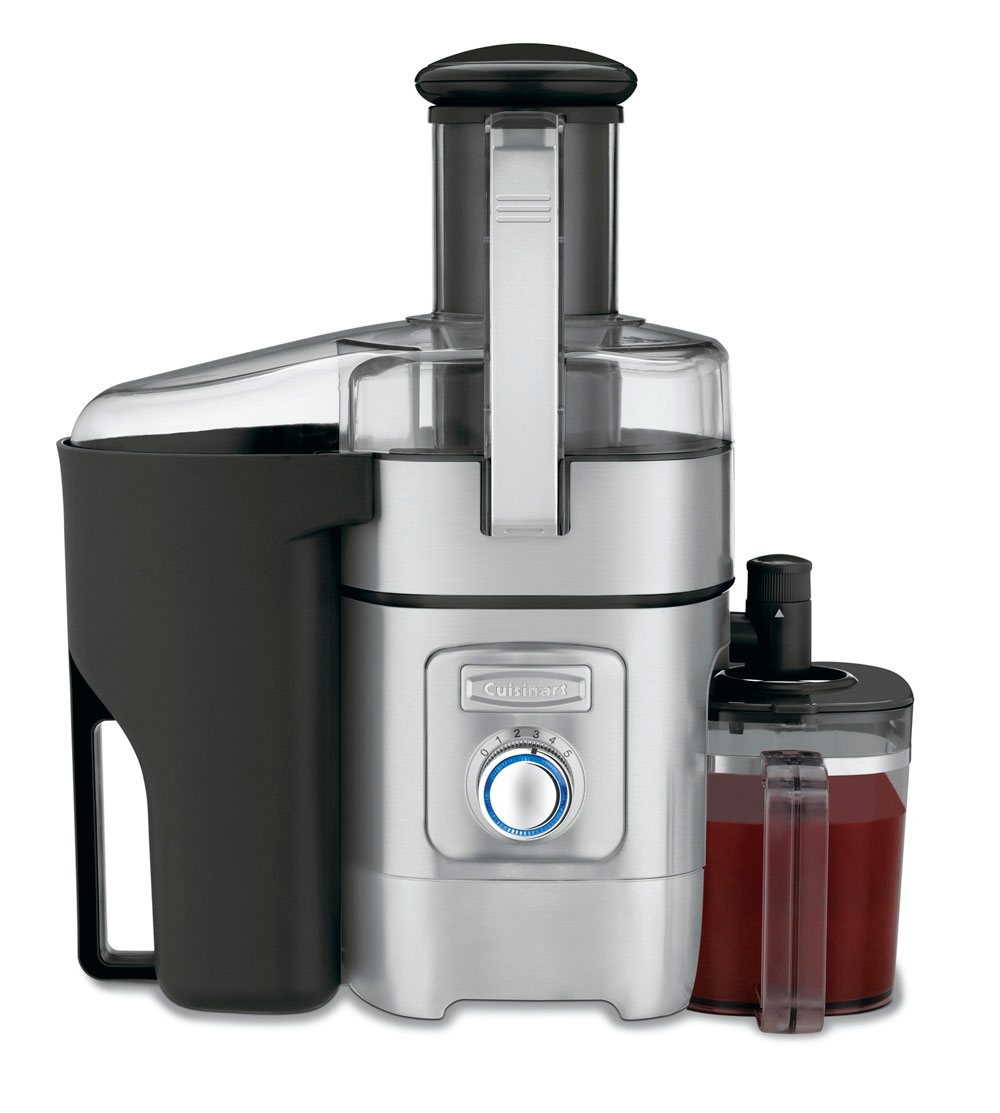 Cuisinart Die Cast Pulp Extracting Juicer Cutlery And More