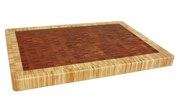 Miu End Grain Bamboo Cutting Board 20x14 Quot Cutlery And More